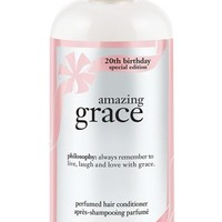 philosophy '20th birthday - amazing grace' perfumed hair conditioner (Limited Edition) | Nordstrom