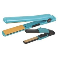 "CHI 1"" Flat Iron with Free Mini-Straightener, Target Exclusive"