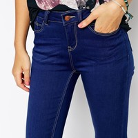New Look 70's Blue Supersoft Skinny Jean