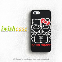 Hello Darth Vader iPhone 4 | 4S Case Cover
