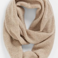 Nordstrom 'Touch of Sparkle' Cashmere Infinity Scarf | Nordstrom