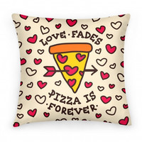 PIZZA FADES PILLOW