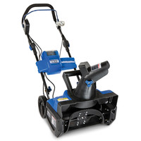 The Only Rechargeable Snow Blower