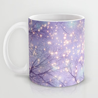 Each Moment of the Year Has It's Own Beauty (Tree Silhouettes) Mug by soaring anchor designs ⚓   Society6
