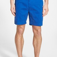 Men's TailorByrd 'Daniel' Washed Cotton Twill Shorts