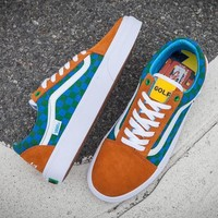 Vans x Golf Wang Old Skool Flats Sneakers Sport Shoes