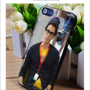 Daniel o'brien style iPhone for 4 5 5c 6 Plus Case, Samsung Galaxy for S3 S4 S5 Note 3 4 Case, iPod for 4 5 Case, HtC One for M7 M8 and Nexus Case