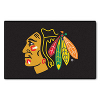 Chicago Blackhawks NHL 5x8 Ulti-Mat  (60x96)