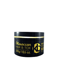 KB MOROCCAN HAIR BOTOX RECONSTRUCTION MASK 300g/10,6oz.