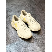 Gucci 2021Men Fashion Boots fashionable Casual leather Breathable Sneakers Running Shoes09010em