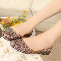 Casual High Quality Beach Jelly Shoes
