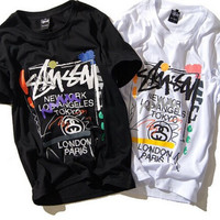 Stussy Grafitti Shirt