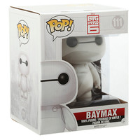 "Funko Disney Big Hero 6 Pop! Baymax 6"" Vinyl Figure"