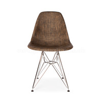 Eames Style Weave DSR Chair (Steel Base)