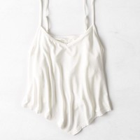 AEO Women's Soft & Sexy Swing Cami (White)