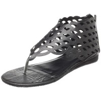 Wanted Shoes Women's Alesia Thong Sandal