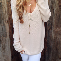 Ava Knit Sweater
