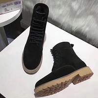 Ugg  Women Fashion Simple Casual  Boots Shoes