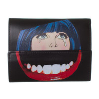 VFILES SHOP   LIPS WALLET by @Undercover