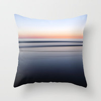 mare 253 Throw Pillow by Steffi Louis-findsFUNDSTUECKE