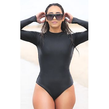 Bondi Long Sleeve Body Suit