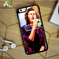 Harry Style One Direction 2 iPhone 6 Plus Case by Avallen