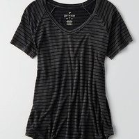 AEO Soft & Sexy Favorite T-Shirt , Dark Gray