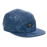 10 Deep: Ironsides 5 Panel Hat - Navy