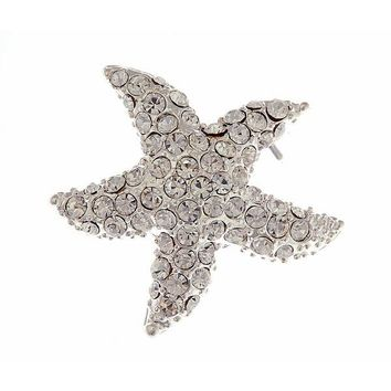 STARFISH DECORATIVE PIN