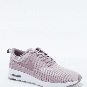 Nike Air Max Thea Mauve Trainers - Urban Outfitters