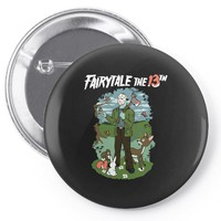 fairytale the 13th Pin-back button