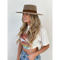 Casual Days Hat (Taupe)