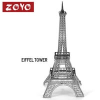 ZOYO 3D One Piece Metal Nano Puzzle Model Building Kits Toy