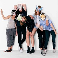 Animal Mask Multi-Pack- Assorted One