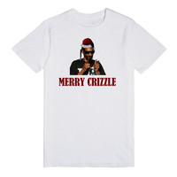 MERRY CRIZZLE FUNNY SNOOP DOGG CHRISTMAS SHIRT