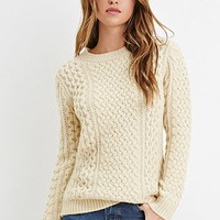 Chunky Fisherman Sweater