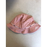 BRAND NEW ADIDAS PINK BUCKET HAT YOUTH FIT SHIPPING