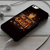 We Are Groot Guardians Of The Galaxy iPhone 4/4s 5 5s 5c 6 6plus 7 Case