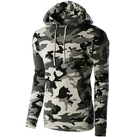 PREMIUM Mens Heavyweight Boxy Fit Fleece Hoodie Sweatshirt (CLEARANCE)