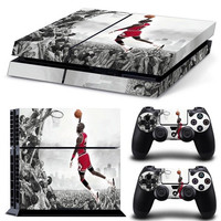 Flying J Skin - PS4 Protector