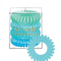 Sea Vibe Hair Tie Coils (Set of 4)