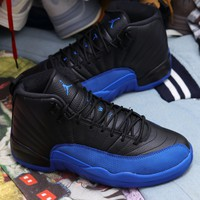 "Air Jordan 12 Retro ""Game Royal"" Men Sneaker - Best Deal Online"