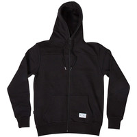 King Apparel - Script Hoodie - Black