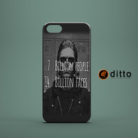AHS 7 Billion 14 Billion Custom Case for iPhone 6 6 Plus iPhone 5 5s 5c GalaxyS 3 4 & 5 6 and Note 3 4 5