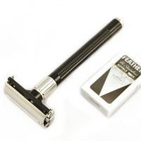 Feather Double Edge Razor Bonus Pack w/ 20 Blades