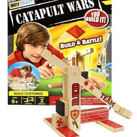 Catapult Crafts for 8+ Boys Girls Game Boy Craft Build Your Own Catapult Wars