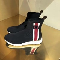 Louis Vuitton LV AFTERGAME SNEAKER BOOT