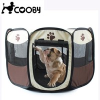 [COOBY]Pet Products for dog beds for large dogs cats cage kennel canvas nest for animals cat house dog supplies py1525