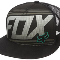 Fox Men's Watched Snapback Hat, Black, One Size