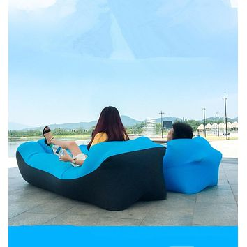 Fast Sleeping Inflatable Chair/Bed